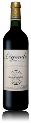 Baron de Rothschild - Legend Bordeaux Rouge 2014