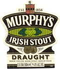 Murphy'S Irish Stout 1/2 Pinta